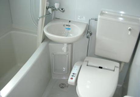バスルーム(水洗トイレ暖房便座&ウオシュレット付)