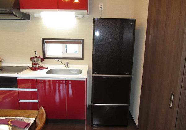 冷蔵庫日本製(300L)*セットオプション
