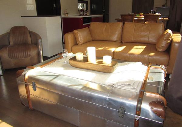 米国製アルミテーブル530,000円