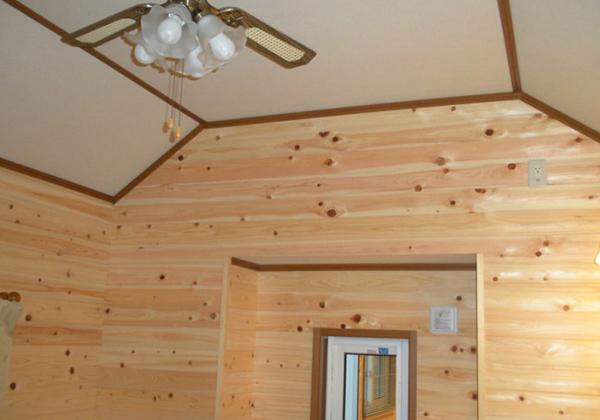 シーリングファン/寝室