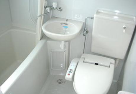 バスルーム(水洗トイレ暖房便座&ウォシュレット付)