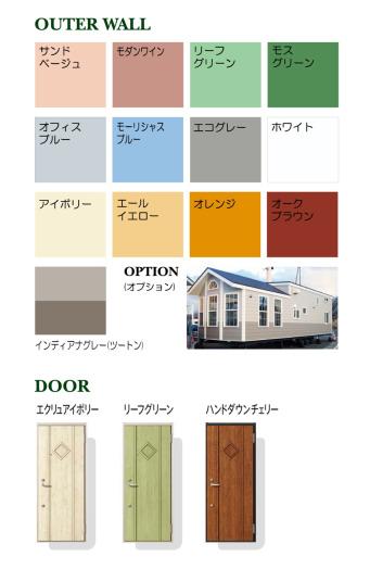 外壁・ドア